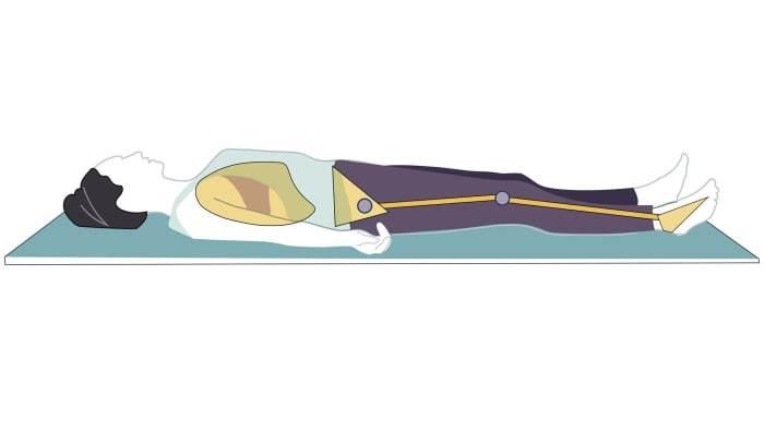 如何找到脊椎与骨盆的中立位置?